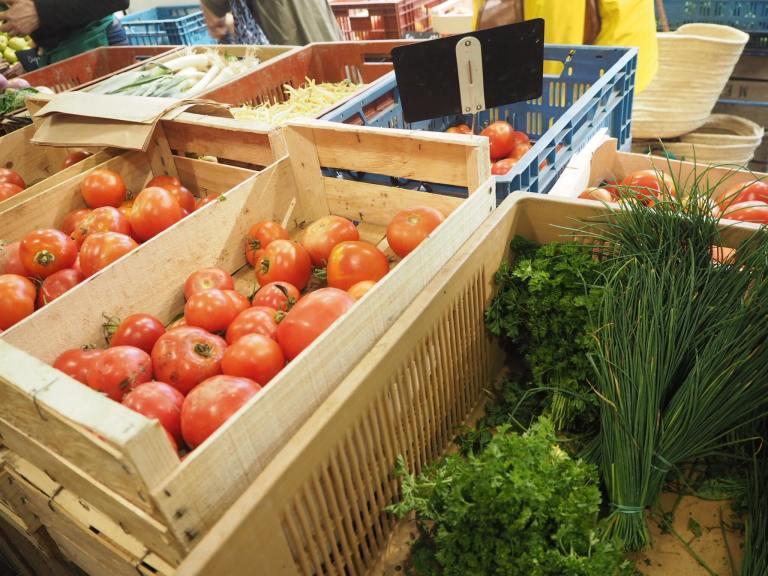 Gambetta vegetables