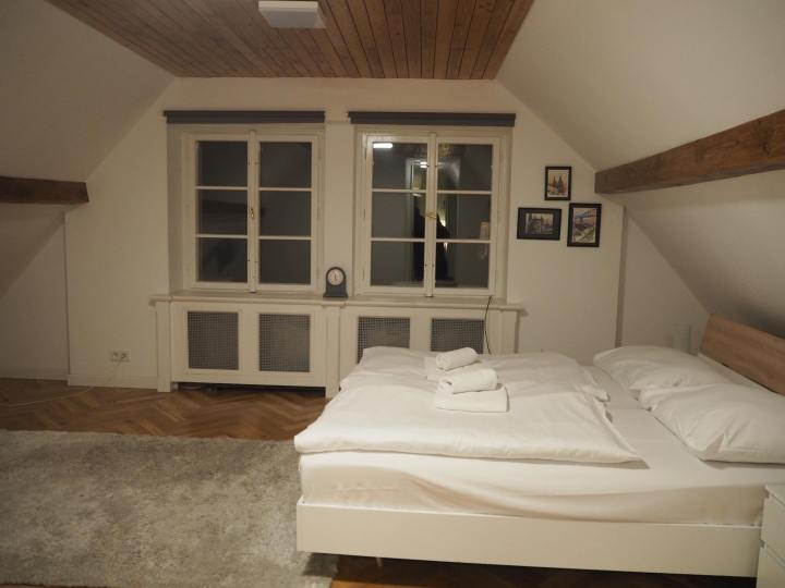 Prague Apartment 8